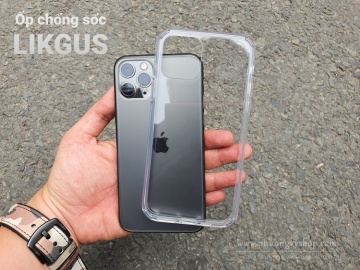 Ốp dẻo LIKGUS trong iPhone 11 Pro